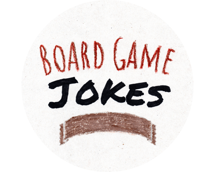 Board Game Jokes logo Created By wolF
